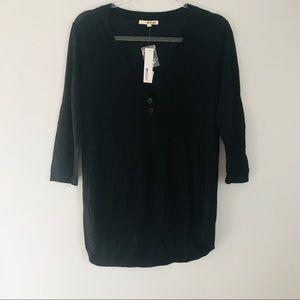 LA MADE   light weight sweater   Lg